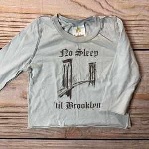 No sleep till Brooklyn beastie boys long sleeve